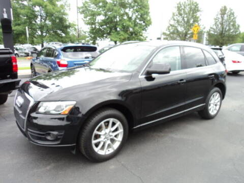 2012 Audi Q5 for sale at BATTENKILL MOTORS in Greenwich NY