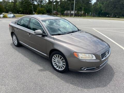 2012 Volvo S80 for sale at Carprime Outlet LLC in Angier NC