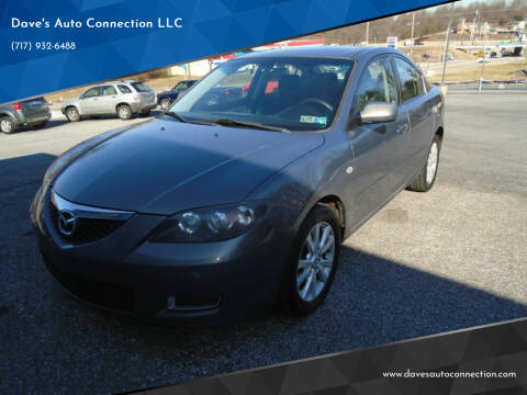 2007 Mazda MAZDA3 for sale at Dave's Auto Connection LLC in Etters PA
