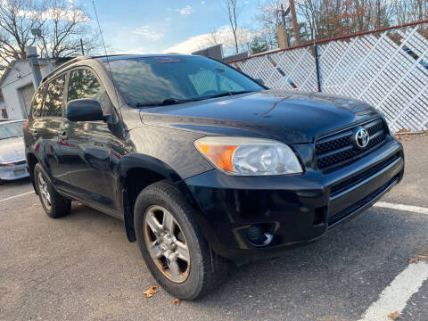 2007 Toyota RAV4 for sale at Royal Crest Motors in Haverhill MA