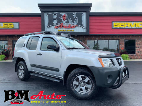 2011 Nissan Xterra for sale at B & M Auto Sales Inc. in Oak Forest IL