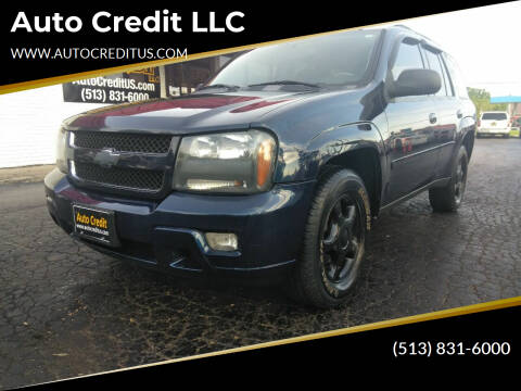 2008 Chevrolet TrailBlazer for sale at Auto Credit LLC in Milford OH
