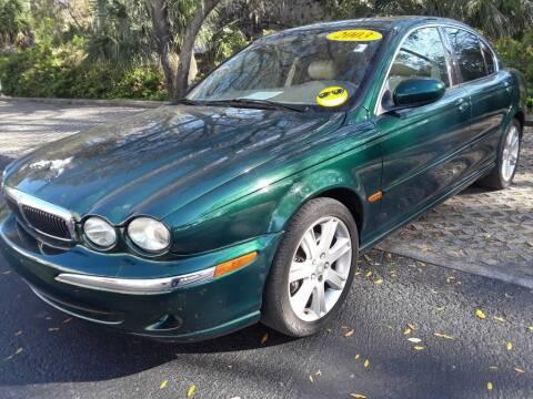 2003 Jaguar X-Type for sale at AUTO IMAGE PLUS in Tampa FL
