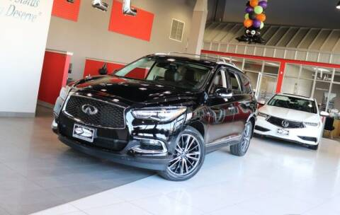2017 Infiniti QX60 for sale at Quality Auto Center in Springfield NJ