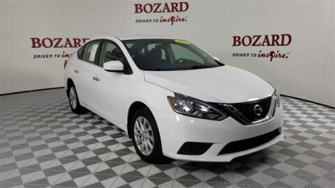 2018 Nissan Sentra for sale at BOZARD FORD in Saint Augustine FL