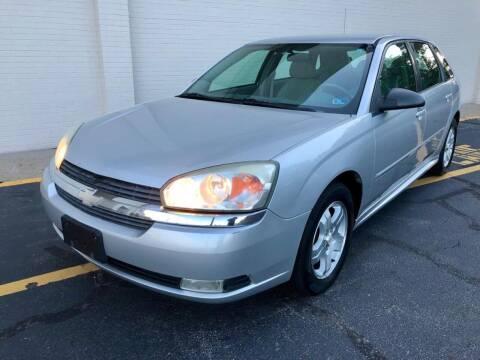2004 Chevrolet Malibu Maxx for sale at Carland Auto Sales INC. in Portsmouth VA