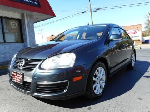 2010 Volkswagen Jetta for sale at Super Sports & Imports in Jonesville NC