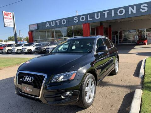 2010 Audi Q5 for sale at Auto Solutions in Warr Acres OK