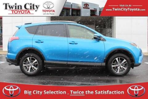 2018 Toyota RAV4 for sale at Twin City Toyota in Herculaneum MO