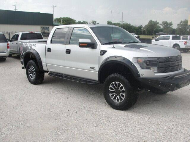 2013 Ford F-150 for sale at Frieling Auto Sales in Manhattan KS