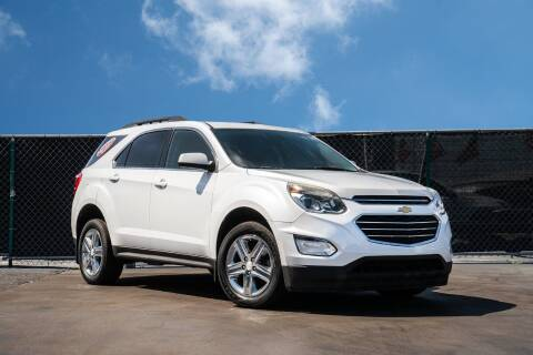 2016 Chevrolet Equinox for sale at MATRIX AUTO SALES INC in Miami FL