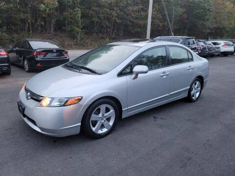 2007 Honda Civic for sale at GA Auto IMPORTS  LLC in Buford GA