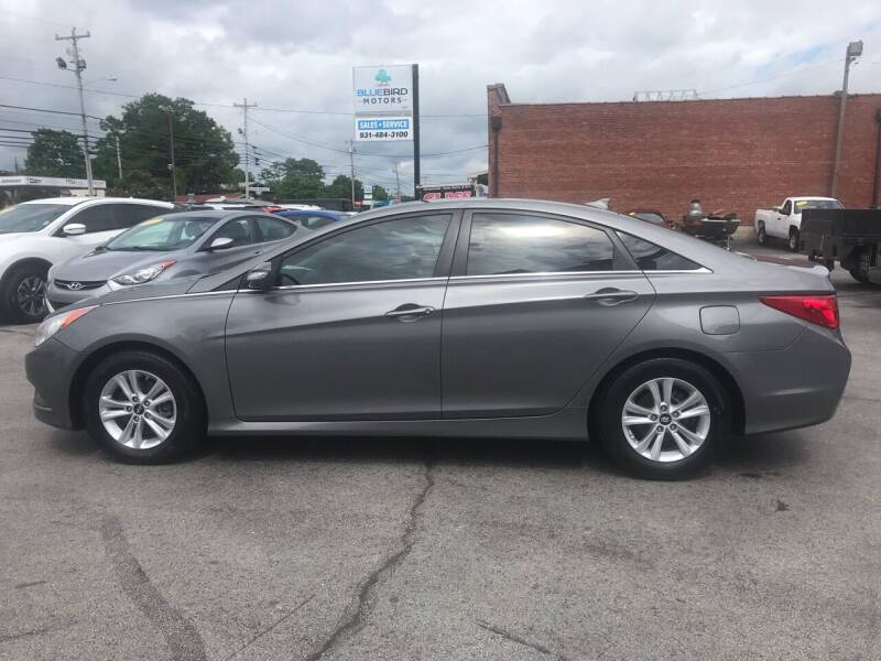 2014 Hyundai Sonata for sale at Blue Bird Motors in Crossville TN