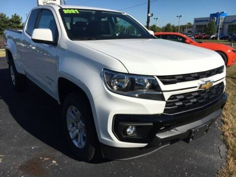 2021 Chevrolet Colorado for sale at Bob Clapper Automotive, Inc in Janesville WI