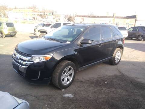 2013 Ford Edge for sale at Jak's Preowned Autos in Saint Joseph MO