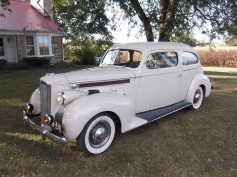 1940 Packard 110 for sale at Classic Car Deals in Cadillac MI