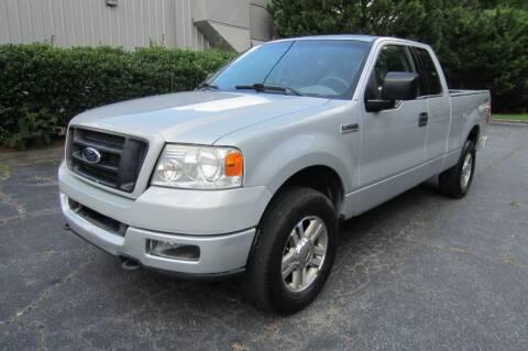 2004 Ford F-150 for sale at Key Auto Center in Marietta GA