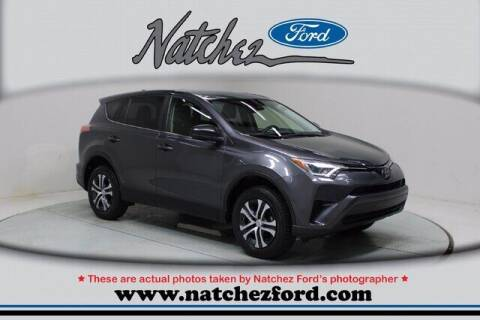 2018 Toyota RAV4 for sale at Auto Group South - Natchez Ford Lincoln in Natchez MS