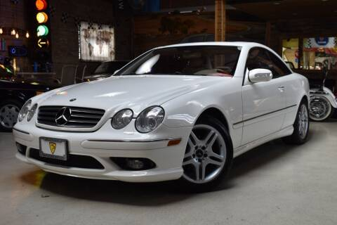 2006 Mercedes-Benz CL-Class for sale at Chicago Cars US in Summit IL