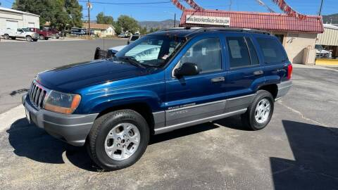 2001 Jeep Grand Cherokee for sale at SPEEDY AUTO SALES Inc in Salida CO