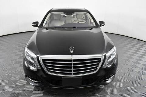 2015 Mercedes-Benz S-Class for sale at Southern Auto Solutions-Jim Ellis Hyundai in Marietta GA