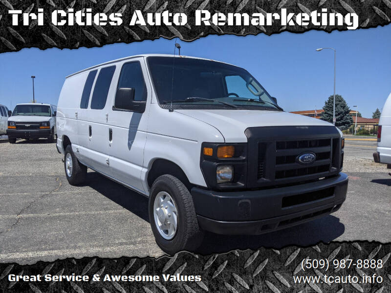 2008 Ford E-Series Cargo for sale at Tri Cities Auto Remarketing in Kennewick WA