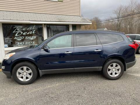 2011 Chevrolet Traverse for sale at Real Deal Auto Sales in Auburn ME