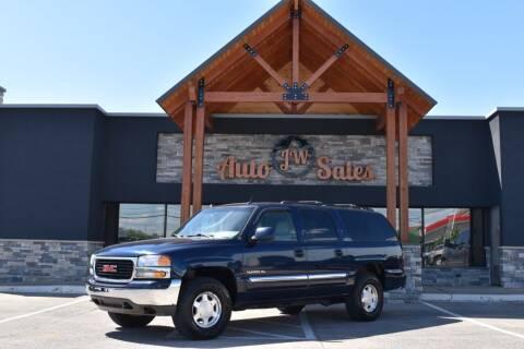 2005 GMC Yukon XL for sale at JW Auto Sales LLC in Harrisonburg VA