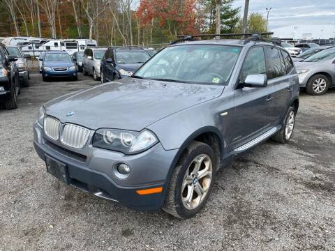 2009 BMW X3 for sale at ALZ Auto Sales in Mount Pocono PA
