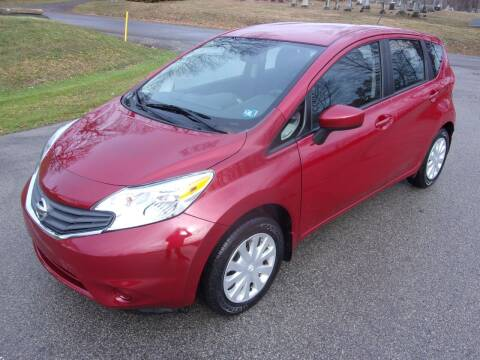 2015 Nissan Versa Note for sale at Pyles Auto Sales in Kittanning PA