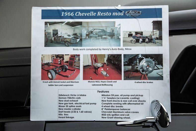 1966 Chevrolet Chevelle 72