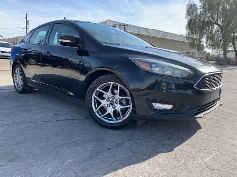 2015 Ford Focus for sale at Boktor Motors in Las Vegas NV