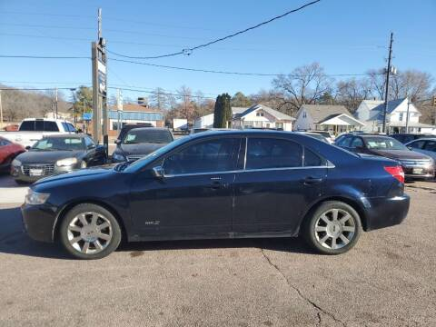 2008 Lincoln MKZ for sale at RIVERSIDE AUTO SALES in Sioux City IA