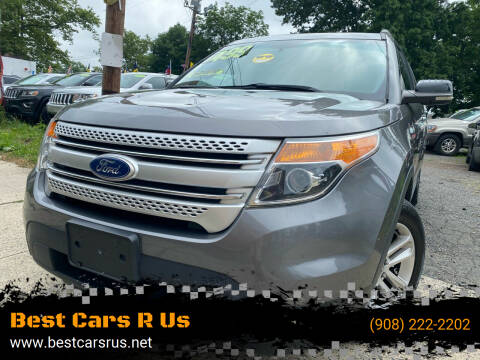 2011 Ford Explorer for sale at Best Cars R Us in Plainfield NJ