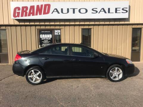 2009 Pontiac G6 for sale at GRAND AUTO SALES in Grand Island NE