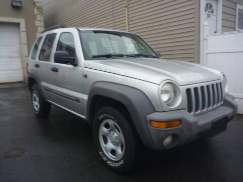 2003 Jeep Liberty for sale at Pinto Automotive Group in Trenton NJ
