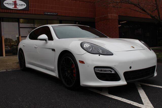 2013 Porsche Panamera for sale at Team One Motorcars, LLC in Marietta GA