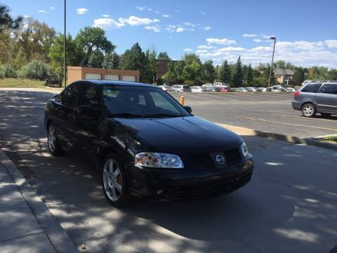 2006 Nissan Sentra for sale at QUEST MOTORS in Englewood CO