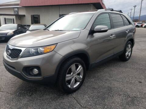 2012 Kia Sorento for sale at Salem Auto Sales in Salem VA