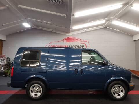 2004 Chevrolet Astro Cargo for sale at Premium Motors in Villa Park IL