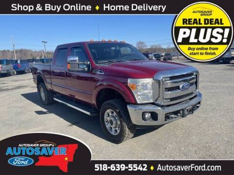 2014 Ford F-350 Super Duty for sale at Autosaver Ford in Comstock NY