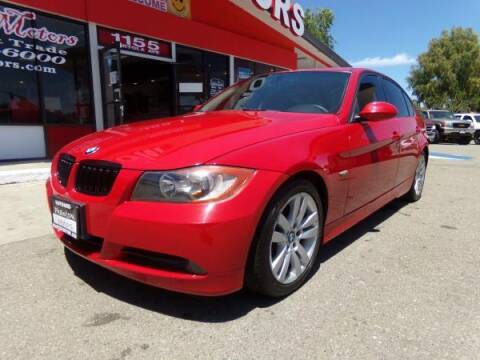 2007 BMW 3 Series for sale at Phantom Motors in Livermore CA