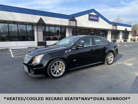 2012 Cadillac CTS-V for sale at Impex Auto Sales in Greensboro NC