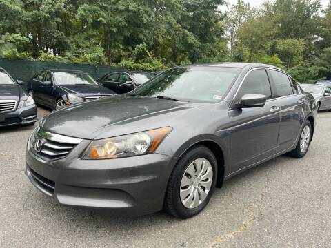 2012 Honda Accord for sale at Dream Auto Group in Dumfries VA