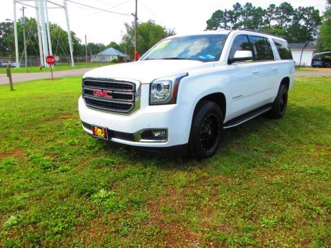 2017 GMC Yukon XL for sale at G and S Auto Sales in Ardmore TN