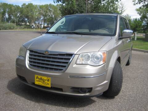 2008 Chrysler Town and Country for sale at Pollard Brothers Motors in Montrose CO