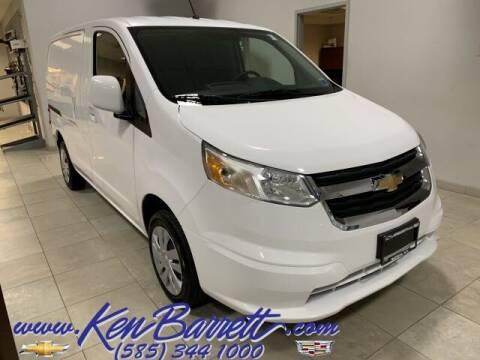 2017 Chevrolet City Express Cargo for sale at KEN BARRETT CHEVROLET CADILLAC in Batavia NY