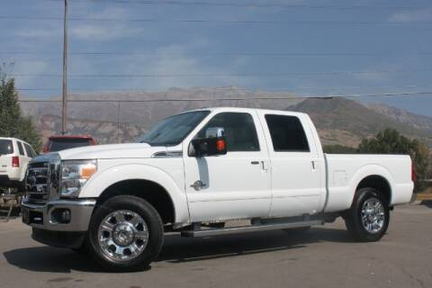 2013 Ford F-250 Super Duty for sale at REVOLUTIONARY AUTO in Lindon UT