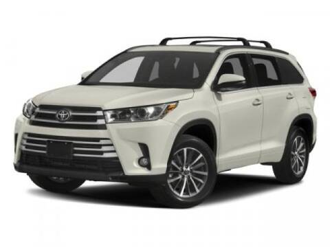2017 Toyota Highlander for sale at SPRINGFIELD ACURA in Springfield NJ
