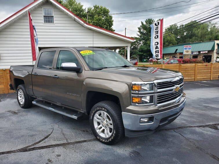 2014 Chevrolet Silverado 1500 for sale at Houser & Son Auto Sales in Blountville TN